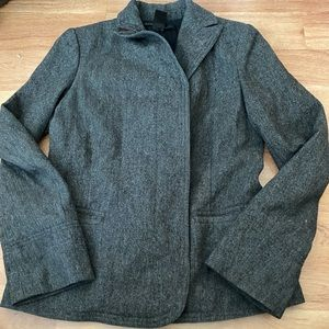 Marc Jacobs wool blend structured jacket